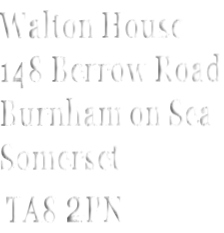 Walton House 148 Berrow Road Burnham on Sea Somerset  TA8 2PN